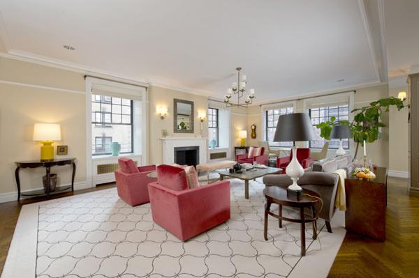 O novo apartamento de Tina Fey