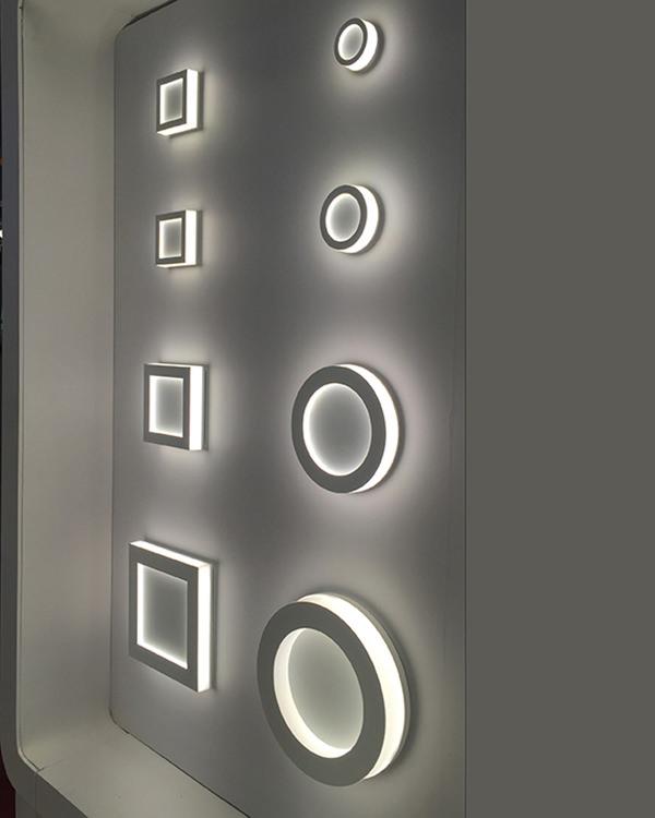 3º lugar: Linha Polar . Aura, de David Aloi, Equipe Design Interlight – Produção: Interlight Iluminação