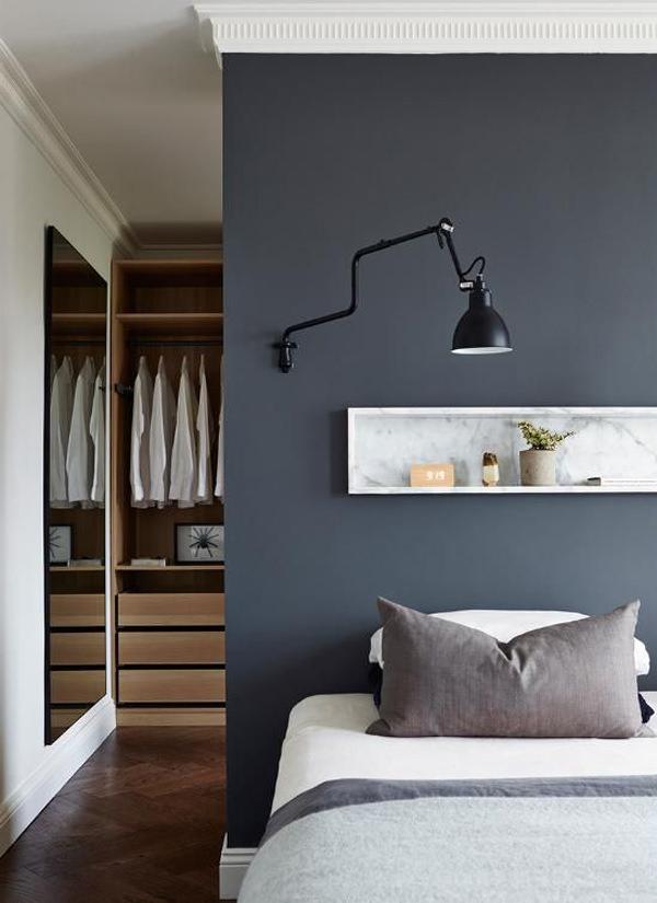 7 divisórias para separar o quarto do guarda-roupa